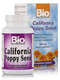 California Poppy Seed 500 mg - 60 Vegetarian Capsules