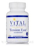 Tension Ease with Sensoril® 60 Capsules