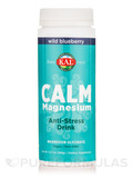 Calm Magnesium, Wild Blueberry - 12.7 oz (360 Grams)
