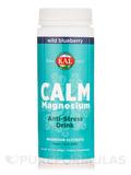 Calm Magnesium, Wild Blueberry - 12.7 oz (360 Grams)