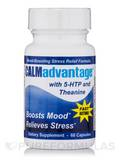 CALMadvantage with Theanine and 5-HTP - 60 Capsules