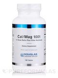 Cal/Mag 1001 (Calcium One to One) - 180 Tablets