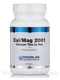 Cal/Mag 2001 (Calcium Two to One) 90 Tablets