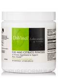 Cal-Mag Citrate Powder 4.9 oz (139.2 Grams)
