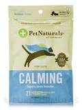 Calming for Cats 21 Chicken Liver Flavored Chews