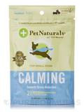 Calming for Small Dogs - 21 Chicken Liver Flavored Chews