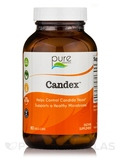 Candex, Enzymatic Yeast Control - 80 Capsules