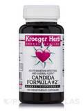 Candida Formula #2 - 100 Vegetarian Capsules