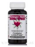Candida Liver Care - 100 Vegetarian Capsules