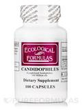 Candidophillus (Lyophilized Acidophilus 50 Million cfu) 100 Capsules