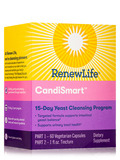 CandiSmart™ 15-Day Yeast Cleansing Program - 2-Part Kit