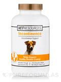 Incontinence Support for Dogs - 120 Chewable Tablets