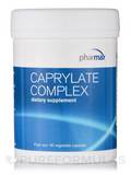 Caprylate Complex - 90 Vegetable Capsules
