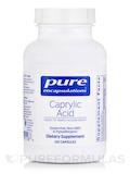 Caprylic Acid - 120 Capsules