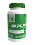 Caprylic Acid 600 mg - 200 Softgels