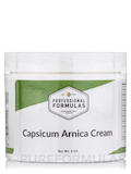 Capsaicin Arnica Cream Tube - 2 oz (56.7 Grams)