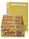 CarbRite Bar Chocolate Banana Nut - BOX OF 12 BARS