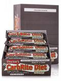 CarbRite Bar Chocolate Brownie - BOX OF 12 BARS