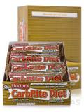 CarbRite Bar Chocolate Peanut Butter - BOX OF 12 BARS