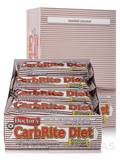 CarbRite Toasted Coconut - BOX OF 12 BARS