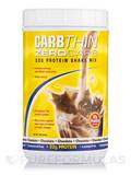 CarbThin ZeroCarb Egg Protein Shake Mix Chocolate 2 lbs (912 Grams)
