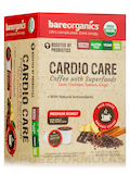 Cardio Care Coffee with Superfoods - 12 Single Serve Cups (4.87 oz / 138 Grams)
