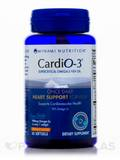CardiO-3® – Orange Flavor - 60 Softgels