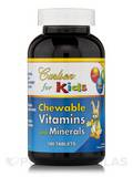 Carlson for Kids Chewable Vitamins and Minerals 180 Tablets