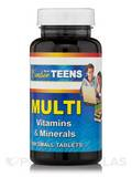 Carlson For Teens Vitamins and Minerals 180 Tablets