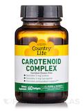 Carotenoid Complex 60 Softgels