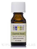 Carrot Seed Essential Oil (Daucus carota) - 0.5 fl. oz (15 ml)