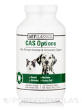 CAS Options (Extra Strength Immune & Antioxidant Support) - 120 Chewable Tablets