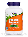 Cascara Sagrada 450 mg 100 Capsules