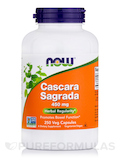 Cascara Sagrada 450 mg 250 Capsules