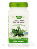 Cascara Sagrada Aged Bark 180 Vegetable Capsules