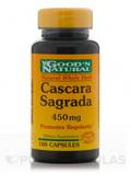 Cascara-Sagrada 450 mg 100 Capsules