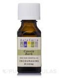 Cassia (Cinnamon) Bark Essential Oil (Cinnamomum aromaticum) 0.5 fl. oz (15 ml)
