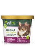 Cat Hairball Soft Chews - 90 Tablets