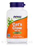 Cat's Claw 500 mg - 100 Capsules