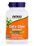 Cat's Claw Extract - 120 Vegetarian Capsules