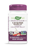 Cayenne and Garlic 100 Capsules