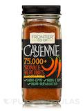 Cayenne Ground (75,000+ HU) - 1.76 oz (50 Grams)