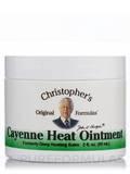 Cayenne Heat Ointment - 2 fl. oz (59 ml)