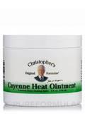 Cayenne Heat Ointment 4 fl. oz