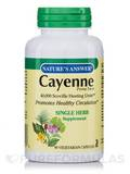 Cayenne Pepper Fruit 90 Vegetarian Capsules