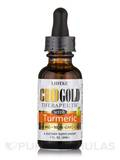 CBD Gold™ with Turmeric 100 mg - 1 fl. oz (30 ml)