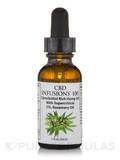 Cannibidiol Rich Hemp Oil with Supercritical CO2 Rosemary Oil 100 mg - 1 fl. oz (30 ml)