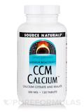 C-C-M Calcium 300 mg 120 Tablets
