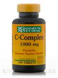 C-Complex 1000 mg 100 Tablets