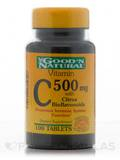 C-500 mg with Citrus Bioflavonoids 100 Tablets